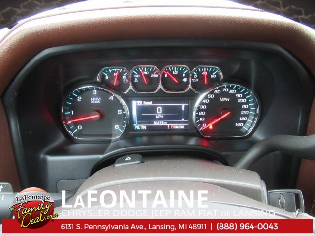 2014 Silverado 1500 Crew Cab 4x4,  Pickup #19L0782A - photo 39