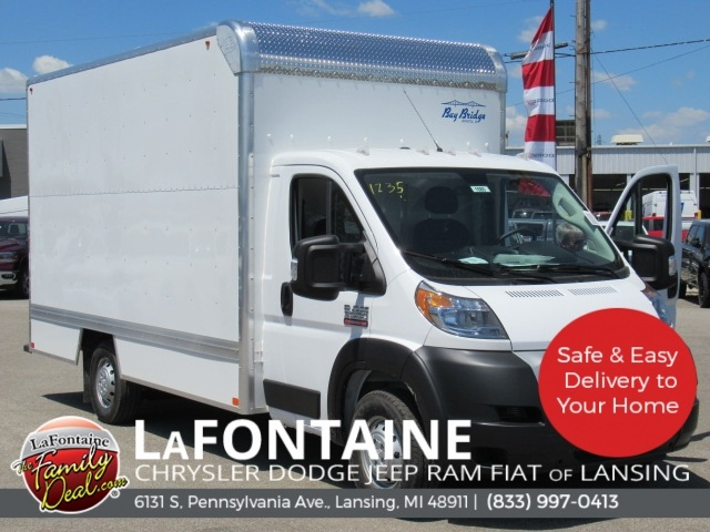 2019 Ram ProMaster 3500 Standard Roof FWD, Bay Bridge Cutaway Van #19L1681 - photo 1