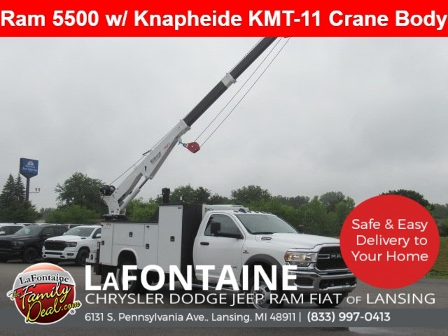 2019 Ram 5500 Regular Cab DRW 4x4, Knapheide Mechanics Body #19L2283 - photo 1