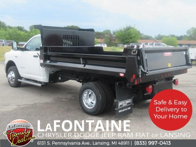 2019 Ram 3500 Regular Cab DRW 4x4, Auto Truck Group Dump Body #19L2289 - photo 1
