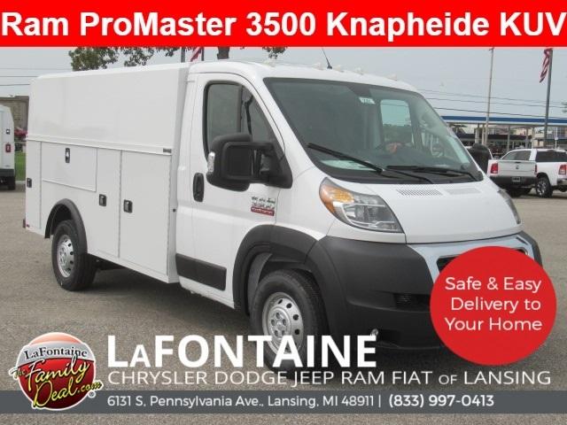 2019 Ram ProMaster 3500 FWD, Knapheide Service Utility Van #19L2301 - photo 1