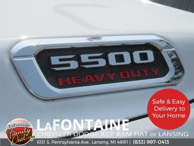 2019 Ram 5500 Regular Cab DRW 4x4,  Norstar SR Platform Body #19LC2306 - photo 11