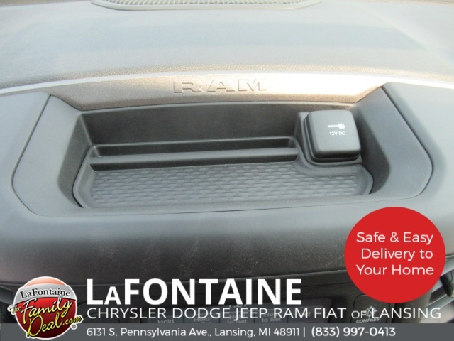 2019 Ram 5500 Regular Cab DRW 4x4,  Norstar SR Platform Body #19LC2306 - photo 32