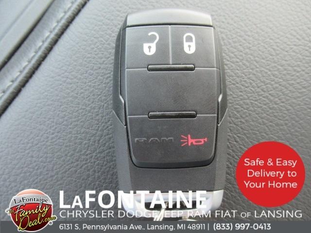 2019 Ram 5500 Regular Cab DRW 4x4,  Norstar SR Platform Body #19LC2306 - photo 40