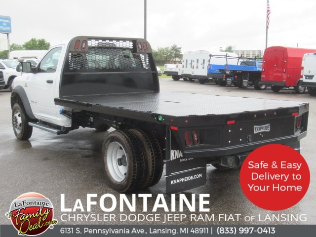 2019 Ram 4500 Regular Cab DRW 4x2, Knapheide Platform Body #20L1466 - photo 1