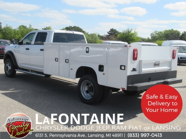 2020 Ram 5500 Crew Cab DRW 4x4, Knapheide Service Body #20LC1701 - photo 1
