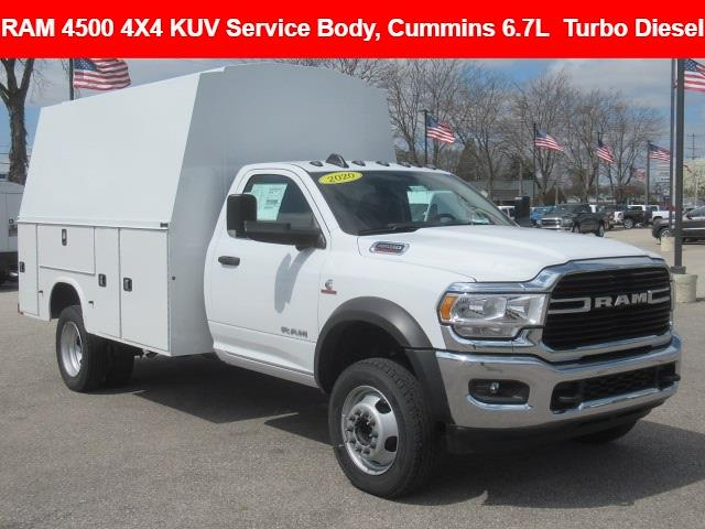 2020 Ram 4500 Regular Cab DRW 4x4, Cab Chassis #20LC1739 - photo 1