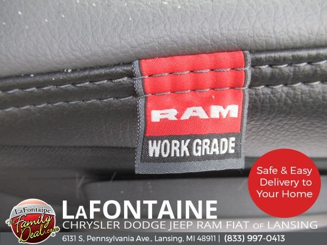 2020 Ram 3500 Regular Cab DRW 4x4,  Knapheide Steel Service Body #20LC1782 - photo 18