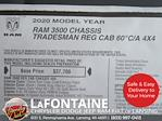 2020 Ram 3500 Regular Cab DRW 4x4,  Knapheide Steel Service Body #20LC1782 - photo 11