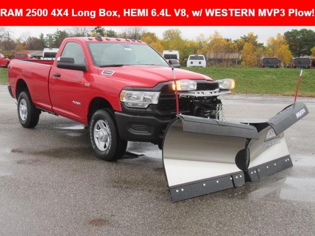2020 Ram 2500 Regular Cab 4x4, Western Pickup #20LC1794 - photo 1