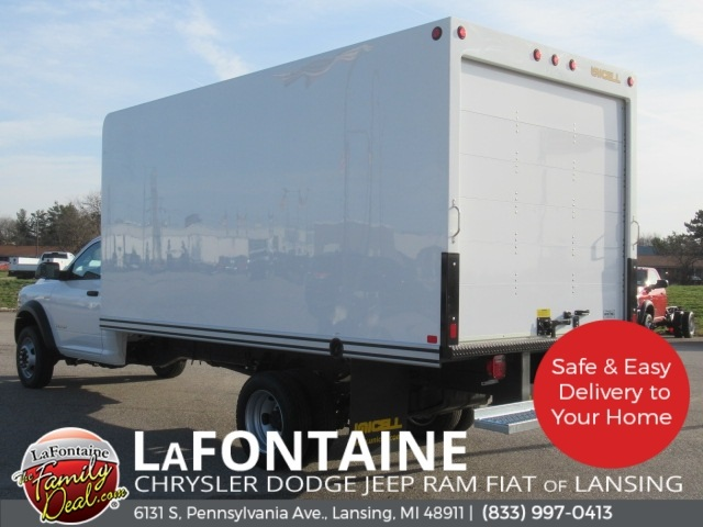 2020 Ram 5500 Regular Cab DRW 4x2, Unicell Dry Freight #20LC1821 - photo 1