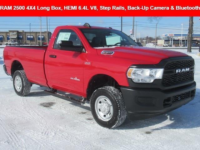 2020 Ram 2500 Regular Cab 4x4, Pickup #20LC1846 - photo 1