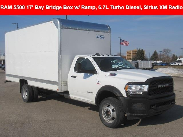 2020 Ram 5500 Regular Cab DRW 4x2, Bay Bridge Cutaway Van #20LC1860 - photo 1