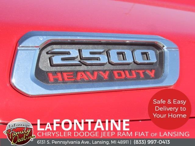 2020 Ram 2500 Regular Cab 4x4,  Knapheide Steel Service Body #20LC1861 - photo 11