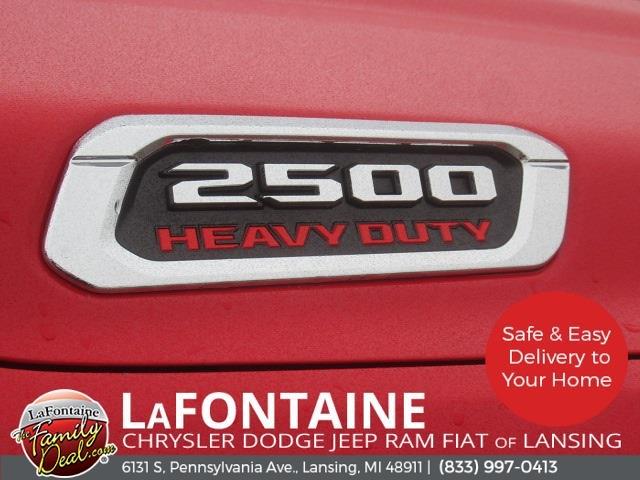 2020 Ram 2500 Regular Cab 4x4,  Knapheide Steel Service Body #20LC1862 - photo 11