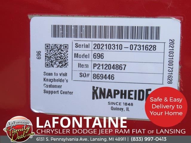 2020 Ram 2500 Regular Cab 4x4,  Knapheide Steel Service Body #20LC1871 - photo 22