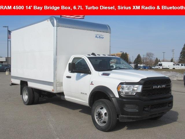2020 Ram 4500 Regular Cab DRW 4x2, Bay Bridge Cutaway Van #20LC1873 - photo 1