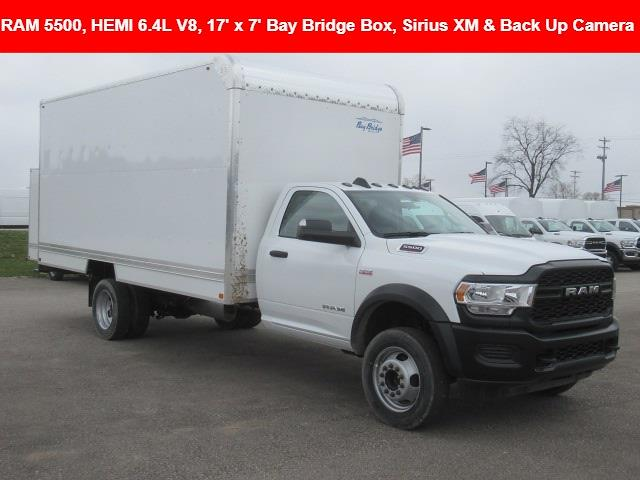 2020 Ram 5500 Regular Cab DRW 4x2, Bay Bridge Cutaway Van #20LC1904 - photo 1