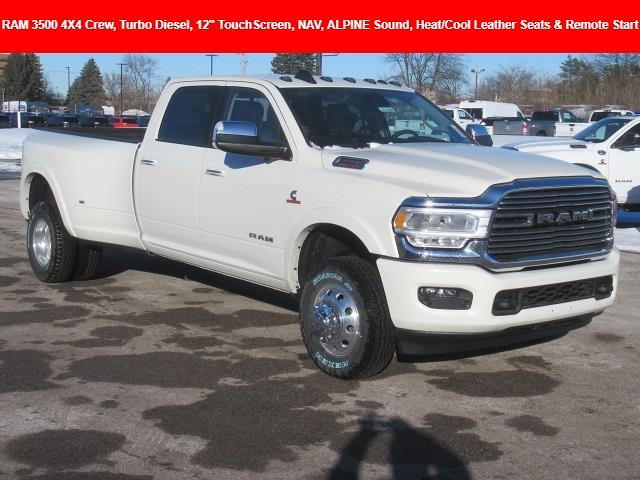 2021 Ram 3500 Crew Cab DRW 4x4, Pickup #21LC0534 - photo 1