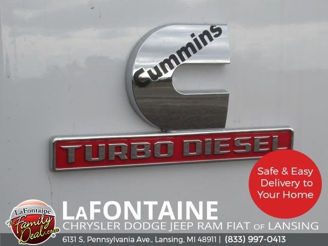 2021 Ram 5500 Regular Cab DRW 4x4,  Knapheide Steel Service Body #21LC0834 - photo 12