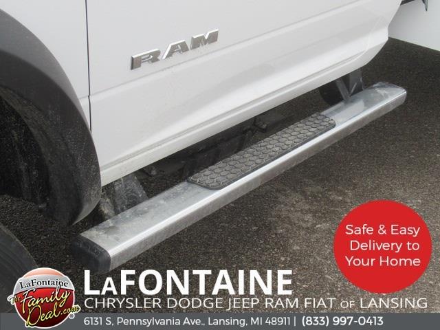 2021 Ram 5500 Regular Cab DRW 4x4,  Knapheide Steel Service Body #21LC0834 - photo 14