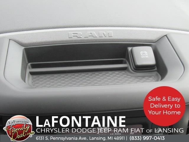2021 Ram 5500 Regular Cab DRW 4x4,  Knapheide Steel Service Body #21LC0834 - photo 32
