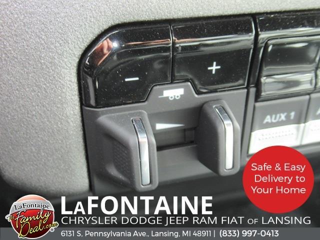 2021 Ram 5500 Regular Cab DRW 4x4,  Knapheide Steel Service Body #21LC0834 - photo 37
