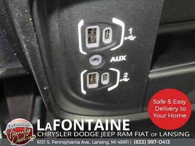 2021 Ram 5500 Regular Cab DRW 4x4,  Knapheide Steel Service Body #21LC0834 - photo 39