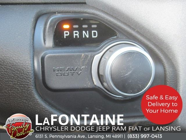 2021 Ram 3500 Regular Cab DRW 4x4,  Knapheide Steel Service Body #21LC0921 - photo 36