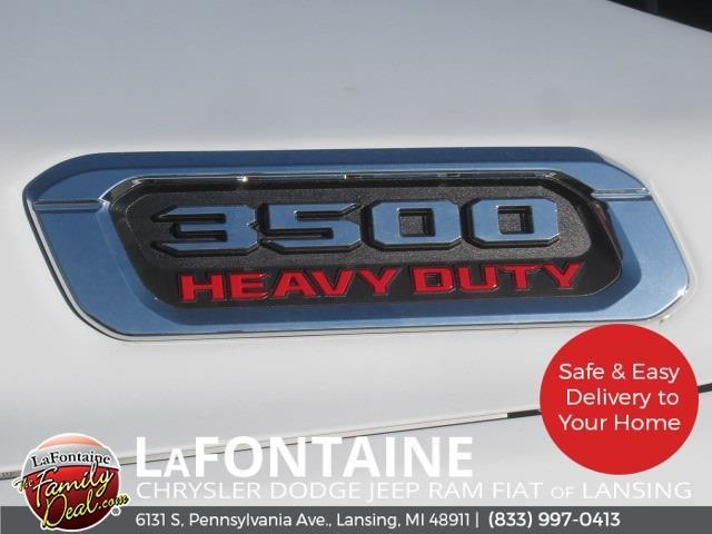 2021 Ram 3500 Regular Cab DRW 4x4,  Knapheide Steel Service Body #21LC0939 - photo 11