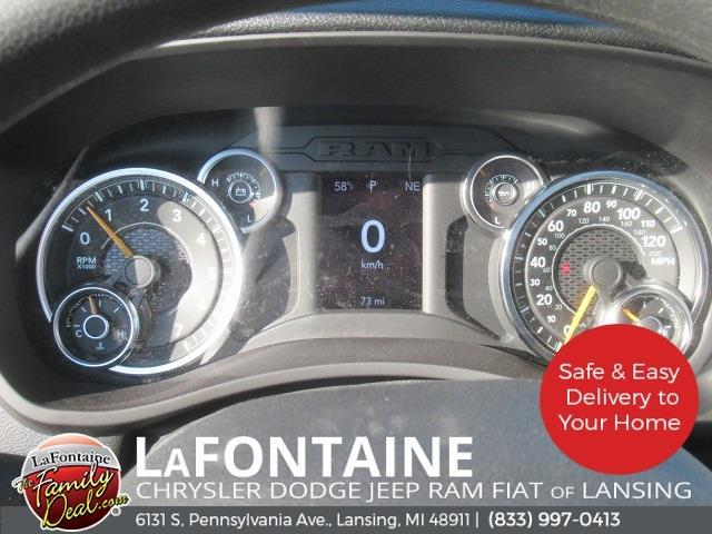 2021 Ram 3500 Regular Cab DRW 4x4,  Knapheide Steel Service Body #21LC0939 - photo 33