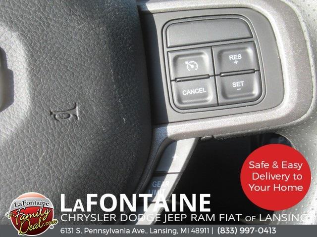 2021 Ram 3500 Regular Cab DRW 4x4,  Knapheide Steel Service Body #21LC0939 - photo 34