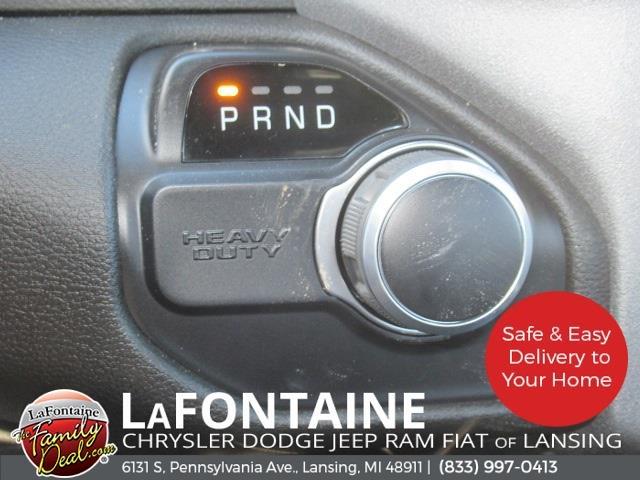 2021 Ram 3500 Regular Cab DRW 4x4,  Knapheide Steel Service Body #21LC0939 - photo 36