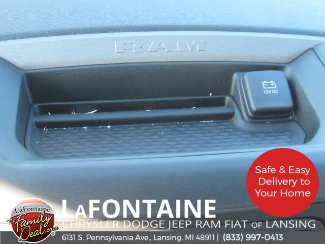 2021 Ram 3500 Regular Cab DRW 4x4,  Knapheide Steel Service Body #21LC0939 - photo 37