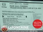2021 Ram 3500 Regular Cab DRW 4x4,  Knapheide Steel Service Body #21LC0939 - photo 25