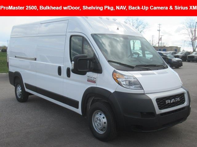 2021 Ram ProMaster 2500 High Roof FWD, Weather Guard Upfitted Cargo Van #21LC1015 - photo 1