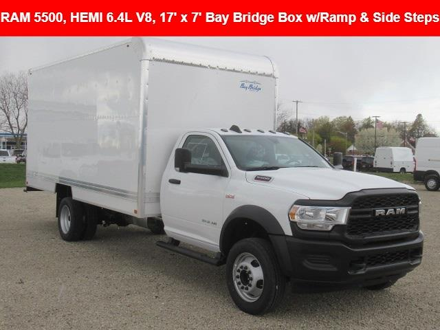 2021 Ram 5500 Regular Cab DRW 4x2, Bay Bridge Cutaway Van #21LC1017 - photo 1