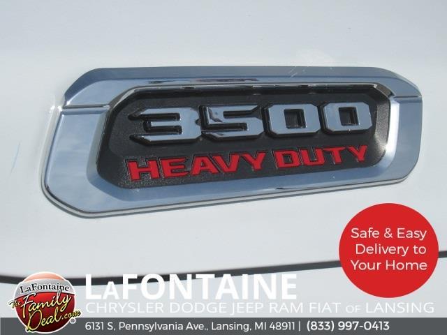 2021 Ram 3500 Regular Cab DRW 4x2,  Knapheide Heavy-Hauler Junior Platform Body #21LC1155 - photo 11
