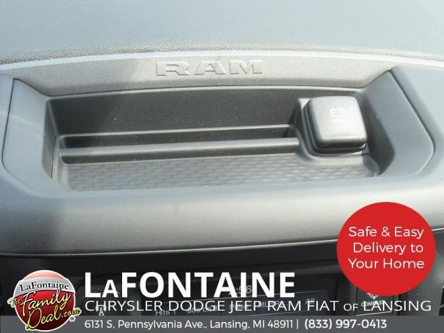 2021 Ram 3500 Regular Cab DRW 4x2,  Knapheide Heavy-Hauler Junior Platform Body #21LC1155 - photo 35