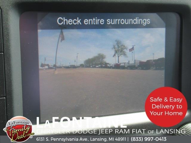 2021 Ram 3500 Regular Cab DRW 4x2,  Knapheide Heavy-Hauler Junior Platform Body #21LC1155 - photo 6