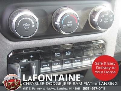 2021 Ram 3500 Regular Cab DRW 4x2,  Knapheide Heavy-Hauler Junior Platform Body #21LC1155 - photo 37