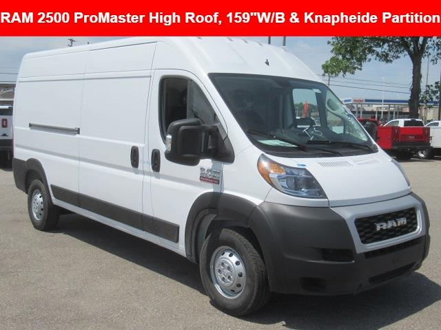 2021 Ram ProMaster 2500 High Roof FWD, Empty Cargo Van #21LC1189 - photo 1