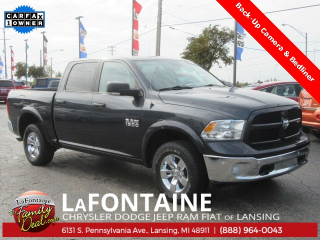 2016 Ram 1500 Crew Cab 4x4 Pickup #7LA1668P - photo 1