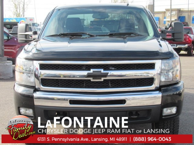 2011 Silverado 1500 Extended Cab 4x4,  Pickup #8L2066A - photo 17