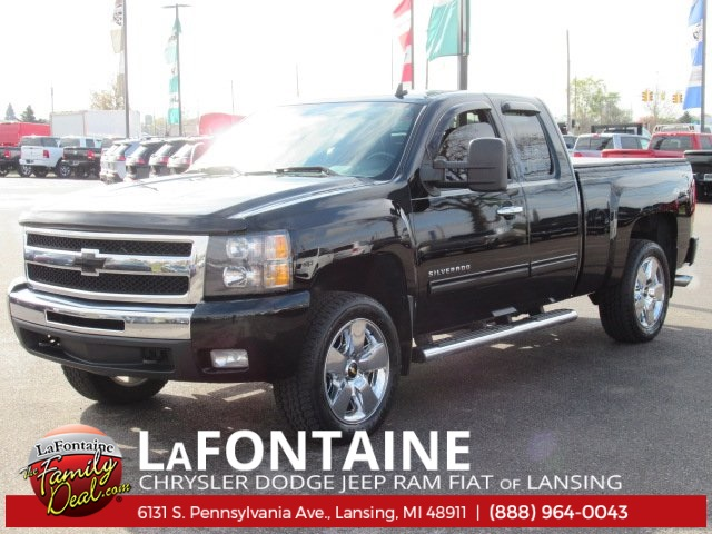 2011 Silverado 1500 Extended Cab 4x4,  Pickup #8L2066A - photo 18