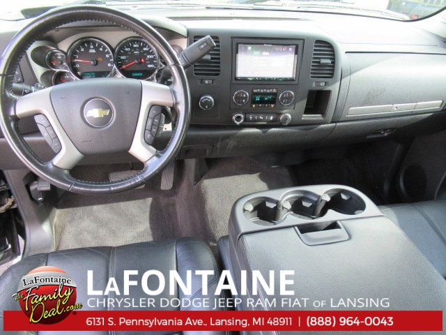 2011 Silverado 1500 Extended Cab 4x4,  Pickup #8L2066A - photo 4