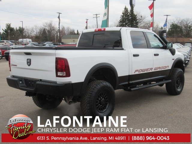 2015 Ram 2500 Crew Cab 4x4,  Pickup #8L2189P - photo 2