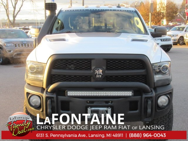 2015 Ram 2500 Crew Cab 4x4,  Pickup #8L2189P - photo 22