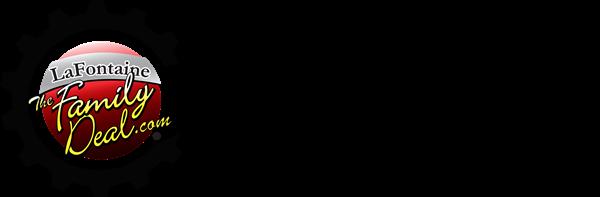 LaFontaine Chrysler Jeep Dodge Ram Fiat of Lansing logo