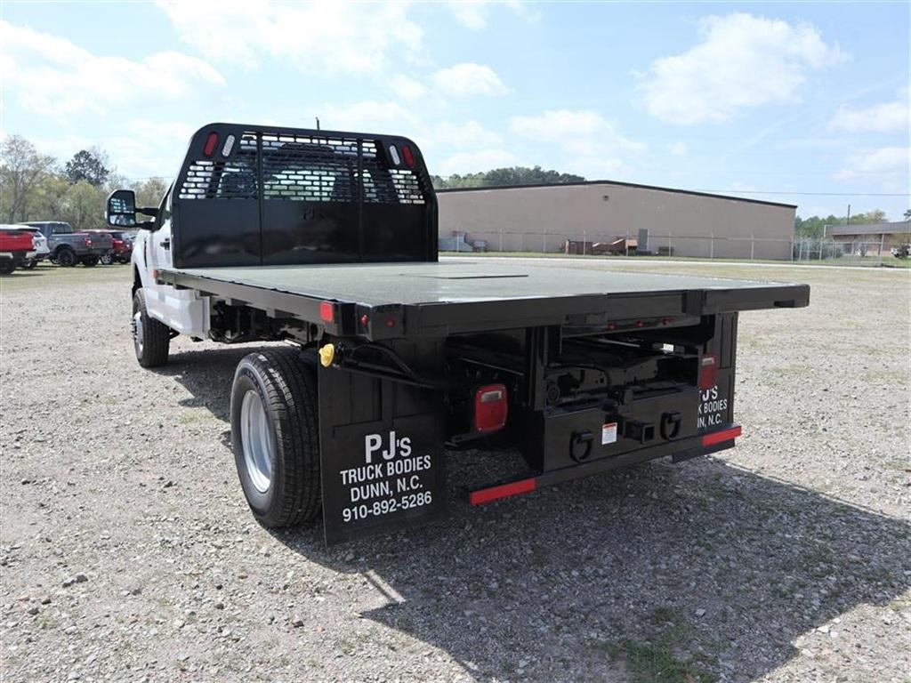 2020 Ford F-350 Regular Cab DRW 4x4, PJ's Platform Body #570029 - photo 1